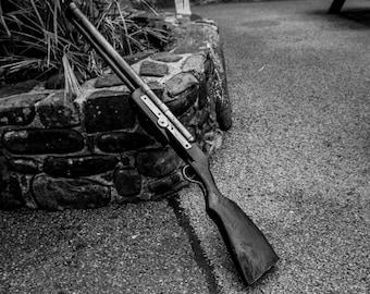 Dinosaur Hunting Steampunk Rifles