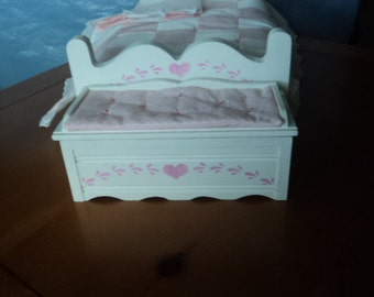 A Toy Box,  Hope Chest,  Bed Bench,