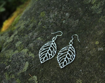 Woodland earrings - 6,5cm
