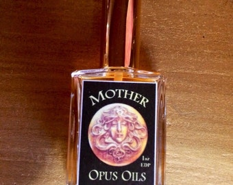 MOTHER - Earth Aromatic -  1 oz  EDP Spray  - Fig,Chocolate,Wild Roses & Woods