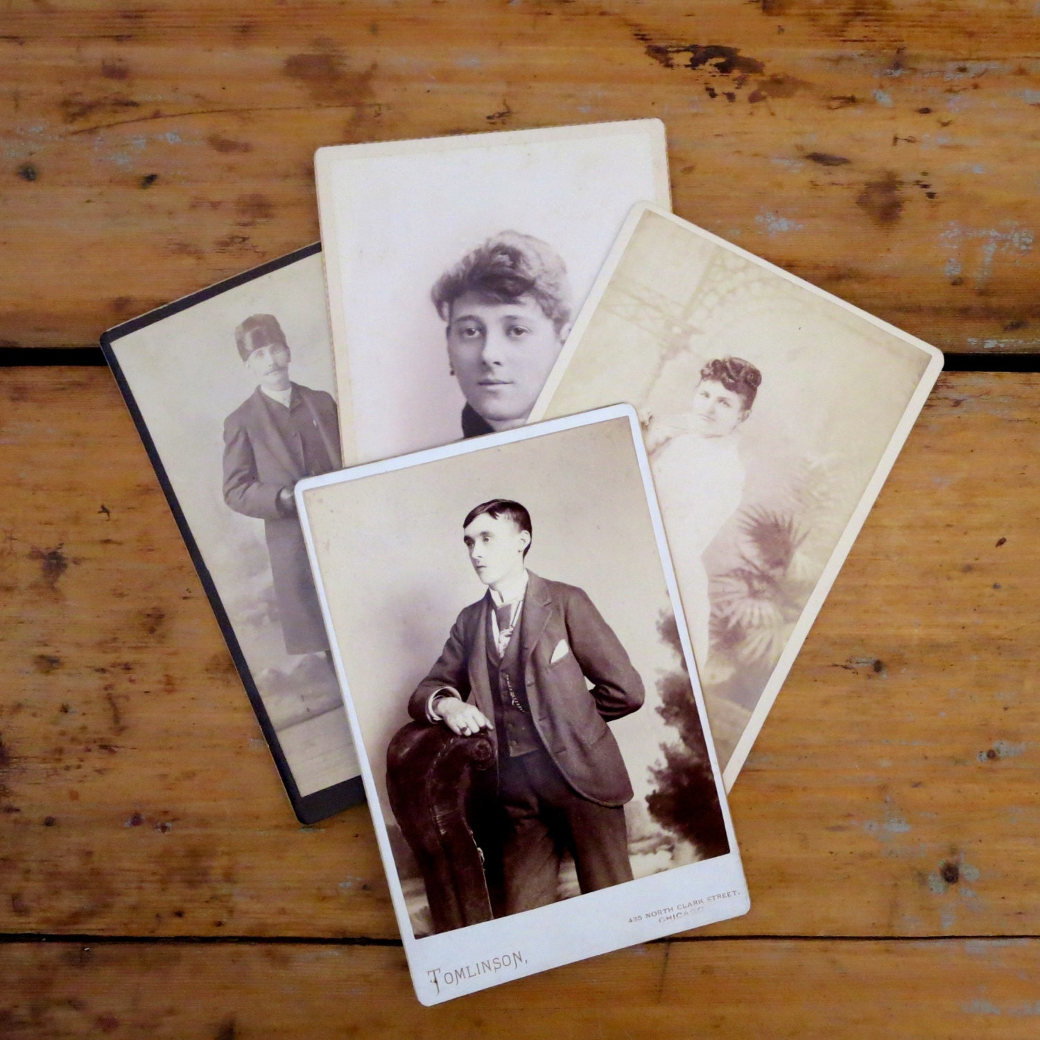 Dating old photos cabinet cards