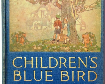 Children's Blue Bird 1920