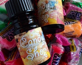 CANDY SHOP- 5mL Perfume Oil- Limited Edition Summer