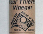 Four Theives Vinegar Magical Oil
