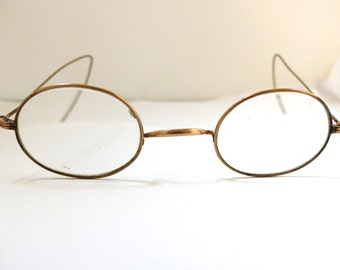 Antique Optical early  1900s Eyeglasses  Frames