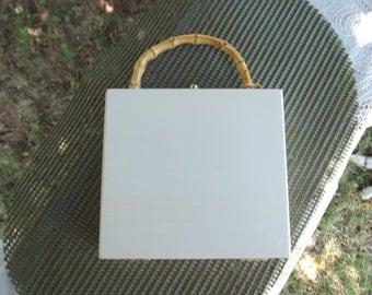 Cigar Box Purse for Crafting