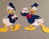 Donald Duck Decor Custom Order for Kori