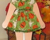 Halloween - Green Glitter!