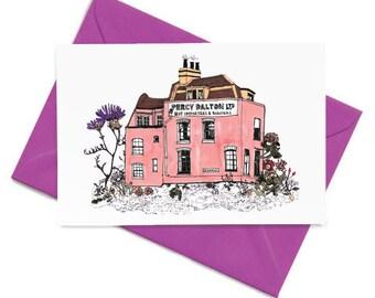 Percy Dalton Card