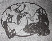 Women's Baseball Shirt - Westside Bettie Page