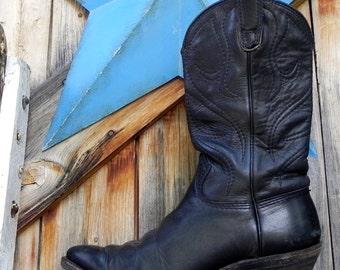 1970s, stewart boot co, men's size 7 1/2