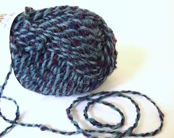 Bernat Pirandelle Deep Teal Tweed Yarn