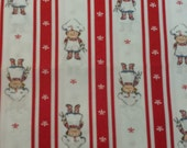 Campbell's Soup Kid Fabric 1+Yard