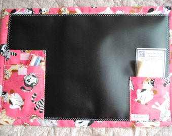 Chalkboard to Go travel chalkboard - cats and kittens