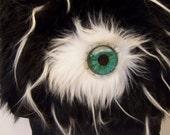 Shoulder Bag Monster Eye Black 08