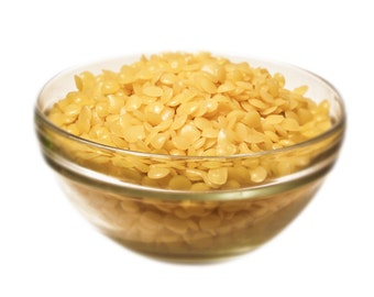 4 oz Beeswax Yellow 100% Pure Organic