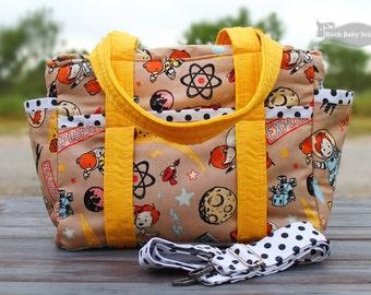 Design Your Own Ultimate Diaper Bag