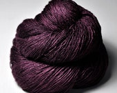 Tangled web of hope - Tussah Silk Lace Yarn