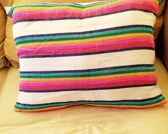 Rainbow Pillow (large)