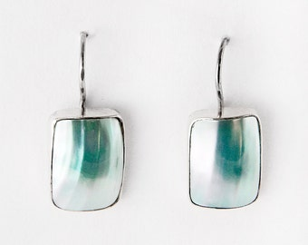 Osmena Shell Obsession Sterling Silver Earrings