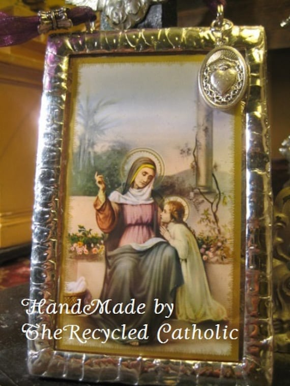 Saint Anne Keepsake