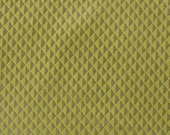 gold fabric geometric fabric yellow brocade fabric indian fabric ornate fabric decorative fabric - 1 yard - br080