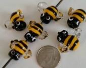Bee Bee'd Glass Mini Bee - Glass Bee