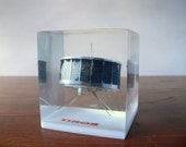Lucite Tiros Satellite Model