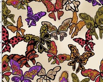 NEW Loralie Designs Gypsy Chique Flighty Muslin- 1 yard