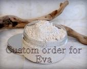 Custom order for Eva - Cleansing Grains 100gr
