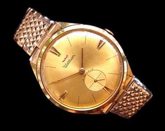 Waltham Watch - Nice Large Dial