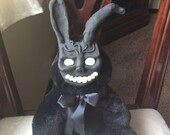 SOLD - for Banshee Only Frank Donnie Darko gothic fan art doll