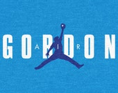 Air Gordon - KC Royals inspired shirt tank