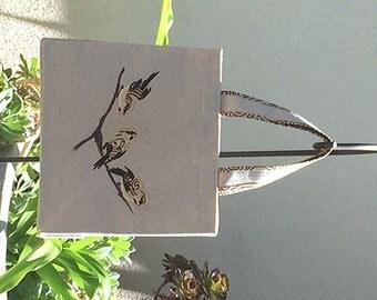 Tote Bag - Sparrows