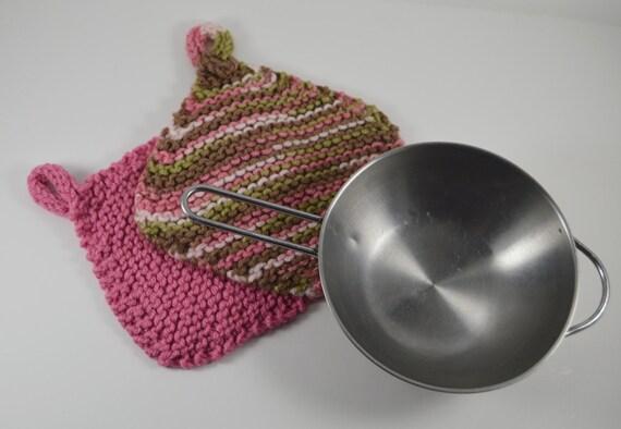 Play Kitchen Toy Potholders, Pretend Imaginative Play, Montessori Toy, Play Food Toy, Children's Toy Kitchen Potholder Set