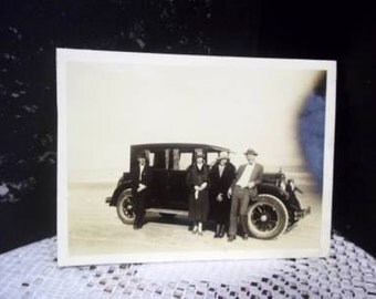 1920's Antique Photographs 50+ in Antique Photo Book - L@@K