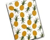 PASSPORT COVER - Pineapple Toss. Passport Holder, Passport Case, Travel Waller, Travel Gift Idea, Gift For Her, Stocking Stuffer, Tropical
