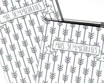 Personalized PASSPORT COVERS - Mr. and Mrs.- Set of 2. Passport Holder, Passport Case, Couple Gift, Wedding Gift, Bride and Groom, Honeymoon
