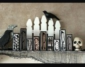 Nevermore Wood Blocks