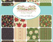 TOLE CHRISTMAS - Fat Quarter Bundle - by Gina Martin for Moda Fabrics - 28 FQs