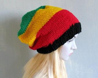 Unisex Rasta Hat Dreadlocks Hat Bob Marley Hat Women Hat - Mens Hats