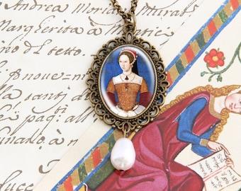 Mary Tudor - Historical Necklace