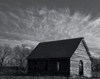 INSTANT DOWNLOAD - Kansas School House