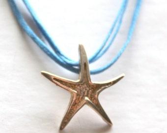 sea starfish necklace