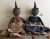 Tilly & Lucy Simplewitch pattern