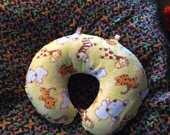Animal Breastfeeding Pillow : Giraffe boppy Etsy