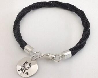 The Addison Custom Horse Hair Bracelet
