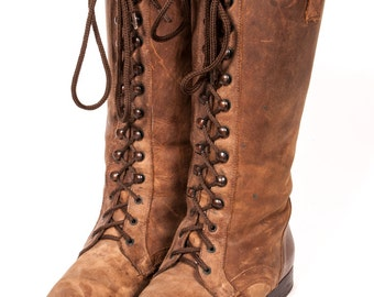 Tall LACER Boots Women's Size 9