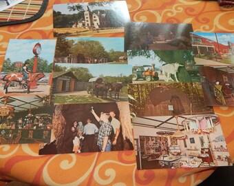 Vintage Ohio Postcards