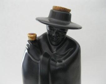 Prince of Wales Caernarvon Wedgwood Don Decanter Sandeman Armada Cream Sherry 1969